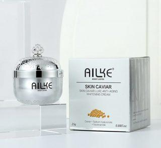 alike skin caviar whitening cream